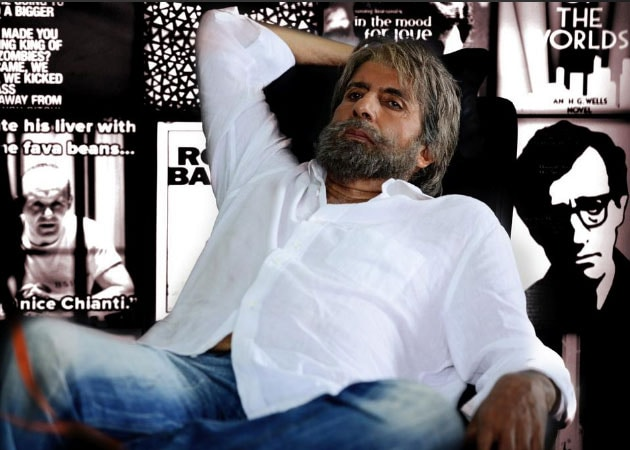 Amitabh Bachchan: Difficult to Maintain Shamitabh Look