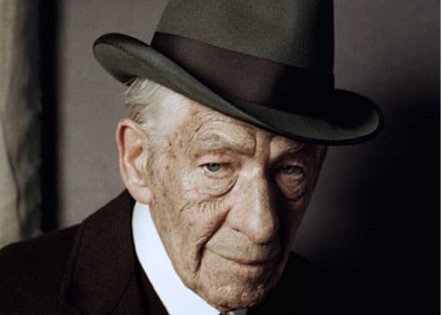 Ian McKellen Reveals First Look as Ageing Sherlock Holmes