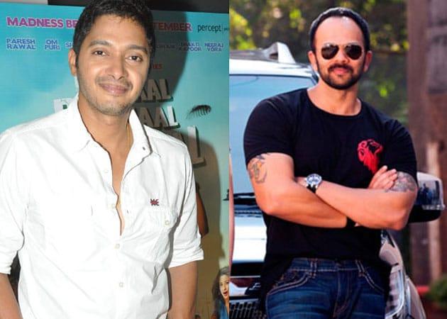Rohit Shetty to Cameo in Shreyas Talpade's Film
