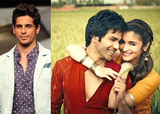 Sidharth Malhotra: I Hope Varun Dhawan, Alia Bhatt's Humpty Sharma Ki Dulhania is a Big Success