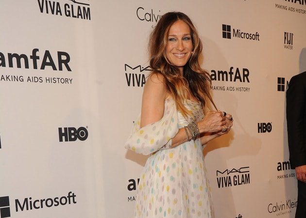 Sarah Jessica Parker Shows Up at Irish Wedding. Turns Out Bride Was a Fan