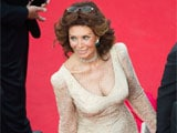 Sophia Loren Honoured at a Music Festival