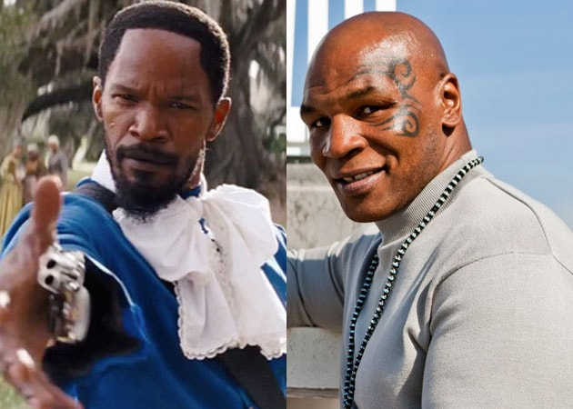 Jamie Foxx to Play Mike Tyson in Biopic