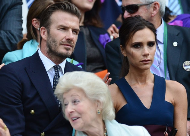 Victoria Beckham Loves Family Workout Sessions