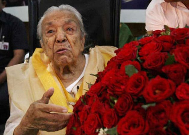 Zohra Sehgal Leaves Void in World of Art, Says President Pranab Mukherjee