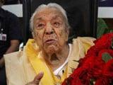 Zohra Sehgal Leaves Void in World of Art, Says President Pranab Mukherjee