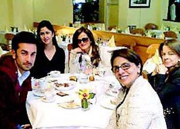 Ranbir Kapoor to Meet Katrina Kaif's Family in London