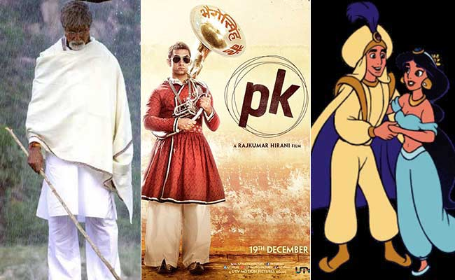 PK Official 2nd Poster Out Starring Aamir Khan, PK Movie