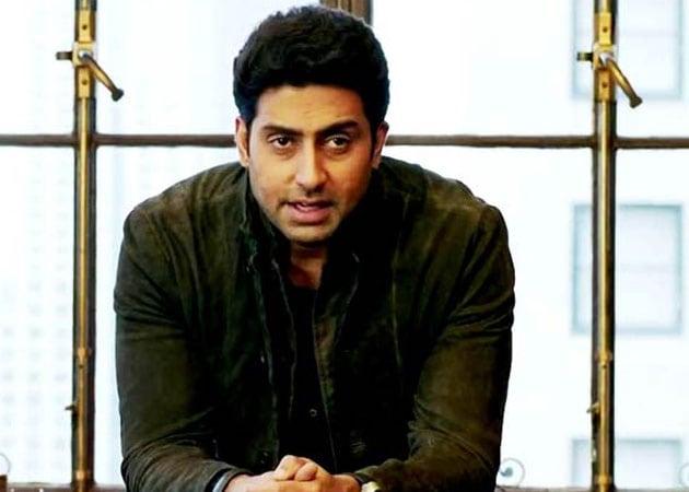 Abhishek Bachchan Says He Hates Producing Films