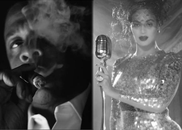 Beyonce, Jay-Z Take Vintage Route 'On The Run'