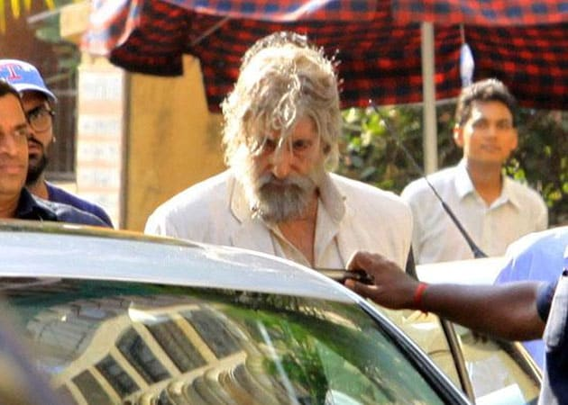 Amitabh Bachchan Completes Shooting for Shamitabh