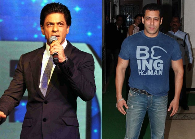 Shah Rukh Khan: There is Love, Friendship Between Salman and Me