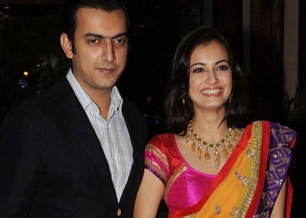 Dia Mirza To Resume Acting Post Marriage
