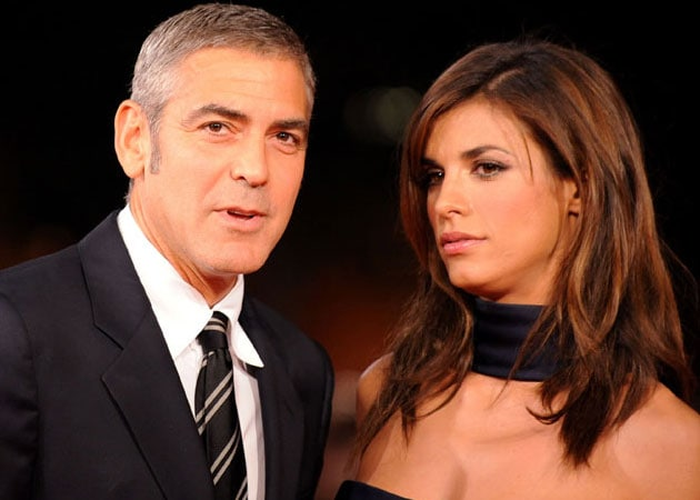 George Clooney's Ex-Girlfriend Doesn't Have Time to Think About Him