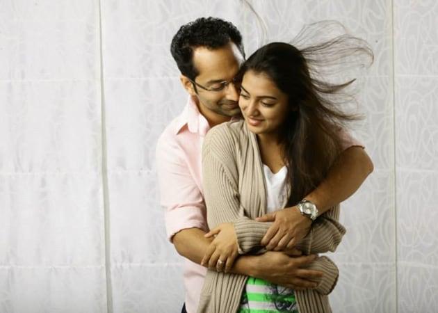 Fahadh Faasil Weds Nazriya Nazim