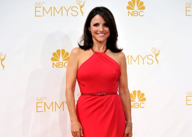 Emmys 2014: Julia Louis-Dreyfus Wins Best Actress In Comedy