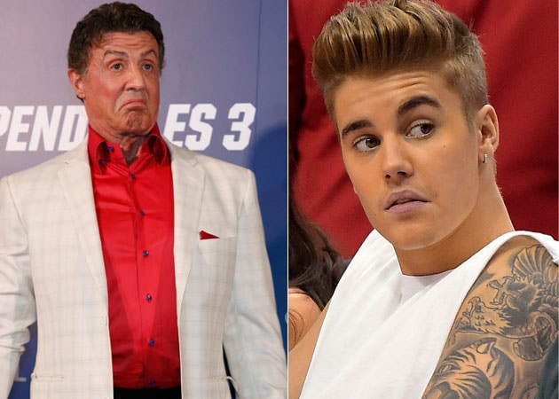 Sylvester Stallone Wants Justin Bieber in The Expendables 4