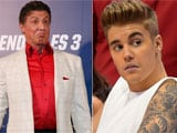 Sylvester Stallone Wants Justin Bieber in <i>The Expendables 4</i>
