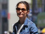 Katie Holmes Moves to California