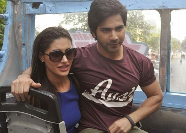 Nargis Fakhri Denies Dating Varun Dhawan
