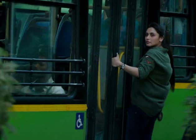 Rani Mukerji: Hope Mardaani Works and We Get to Make a Sequel
