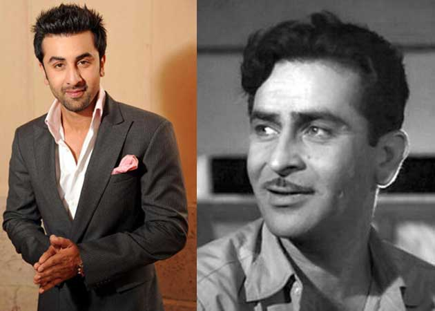 Ranbir Kapoor Wants to Make Short Film on Grandfather Raj Kapoor