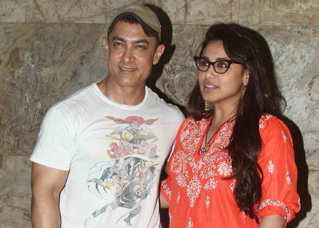 Aamir Khan Praises Mardaani: Rani is Superb, so is Tahir Raj Bhasin