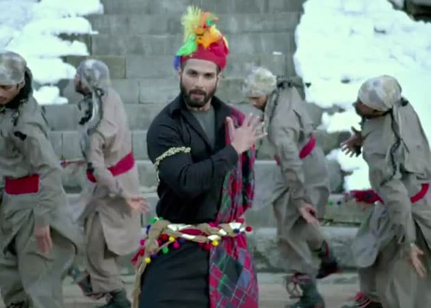 Haider Collects Rs 6.1 Crore on Day 1 of Release