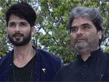 Shahid Kapoor: Vishal Bhardwaj is Lucky For Me