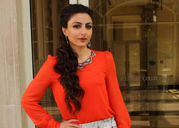 Soha Ali Khan Post Engagement: I am Traditionalist and Romantic