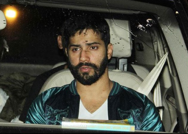 Why Varun Dhawan Wants to Shave His Beard