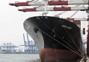 SCI gives physical delivery of two handymax bulk carriers