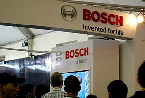Auto Expo 2012: Bosch plans to invest Rs 2,200 crore in India