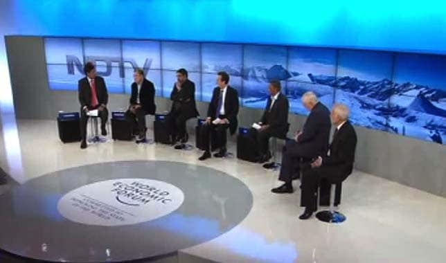 Foolish to restrict Internet: Leaders at WEF 2012