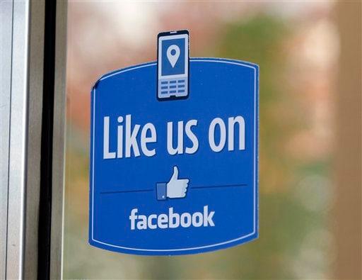 Facebook on the stock ticker: LIKE? POKE? TMI?