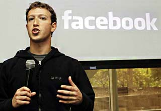 Facebook users in India have doubled in last one year