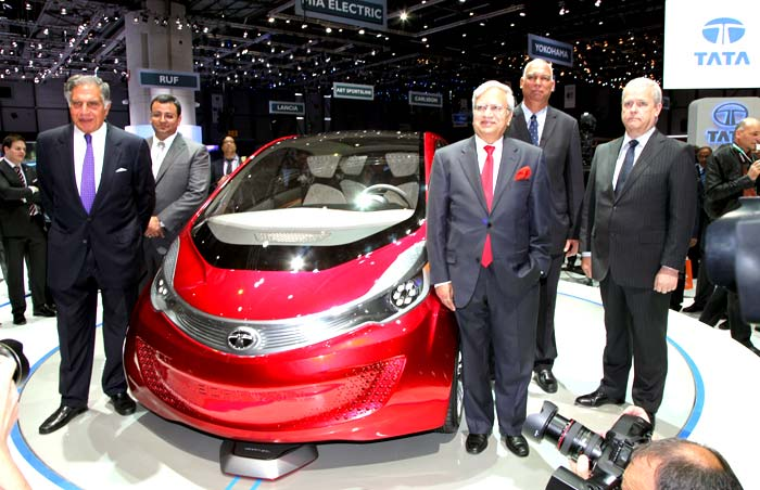 After Cheapest Car Tata Promises 100 Kmpl With Megapixel