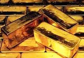 Gold dips as European elections hurt Euro, stocks