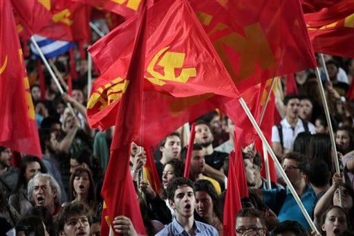 Greece election race tightens into dead heat