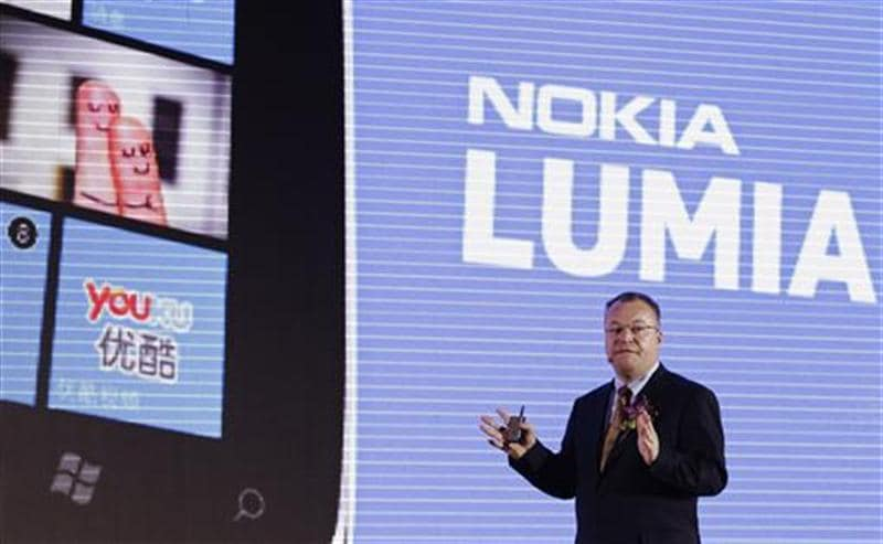 Nokia lines up slew of launches to increase market share