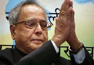 Pranab rejects Fitch report, says review based on old data