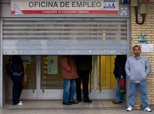 Unemployment to remain high till 2013-end as economy struggles: OECD