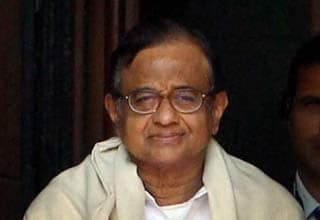 P Chidambaram back as Finance Minister: First day, first show