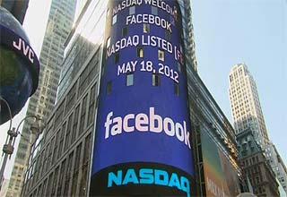 Facebook shares crumble below $ 20