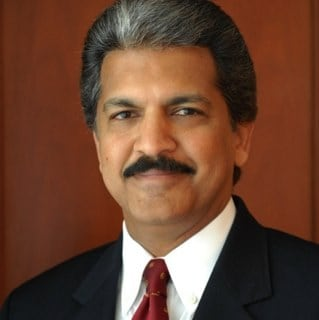 Ratan Tata's comment a pat on the back: Anand Mahindra