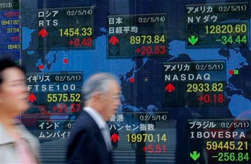 World stocks, oil rise on stimulus hopes, bonds fall