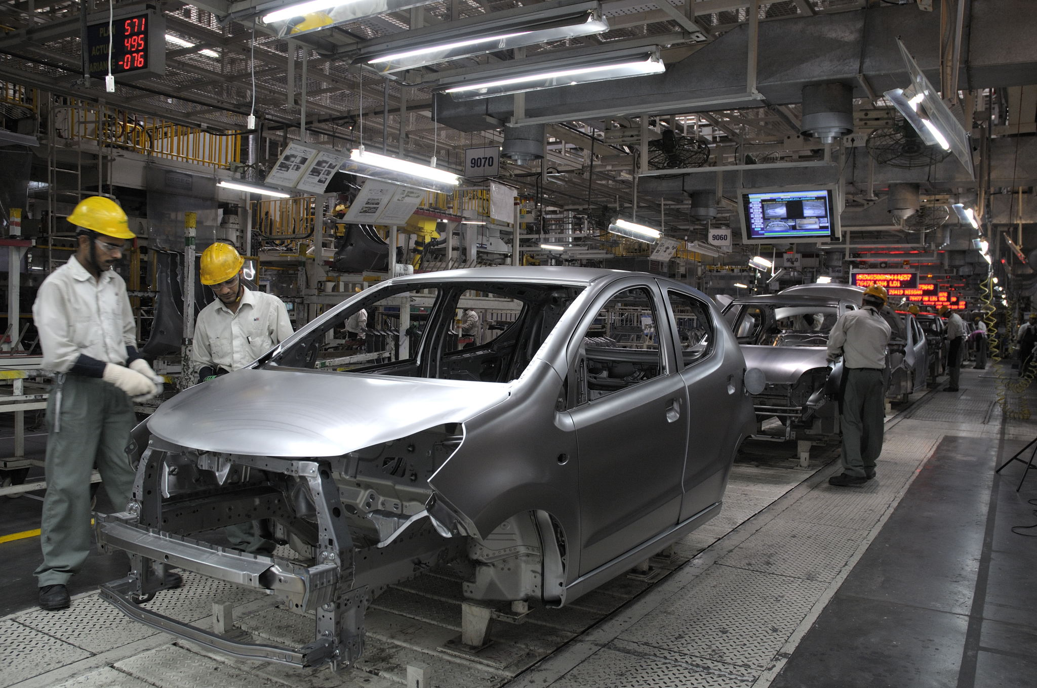 Maruti to reopen Manesar plant today; only a tenth of staff to resume work