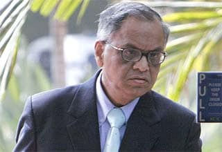 Political parties should come together to put country first: Narayana Murthy