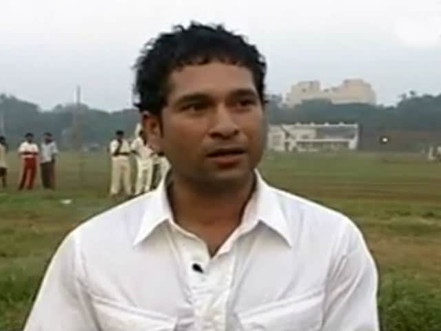 Video : Walk The Talk with Sachin Tendulkar (Aired: October 2006)