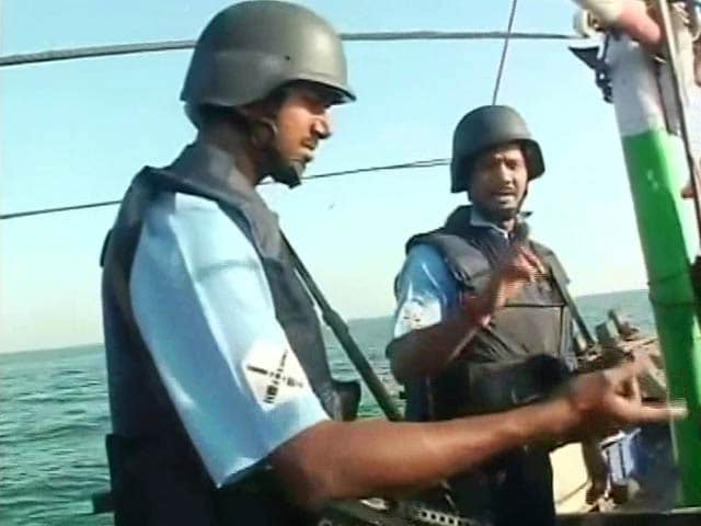 Video : The Indian Coast Guard: The green crusaders